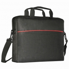 Сумка для ноутбука DEFENDER LITE 15,6, нейлон, черная с карманом, 26083