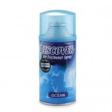 Сменный баллон 320 мл, DISCOVER Ocean, морской, для диспенсеров DISCOVER