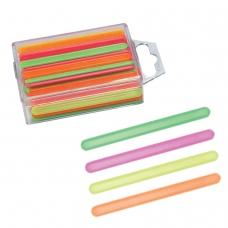 Счетные палочки СТАММ 60 штук многоцветные, в евробоксе, СП02