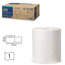 Полотенца бумажные с центральной вытяжкой TORK Система M2, комплект 6 шт., Universal, 275 м, белые, 120166
