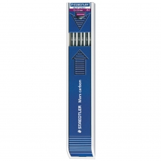 Грифель для цангового карандаша 130 мм STAEDTLER Mars, 4H, 2 мм, КОМПЛЕКТ 12 шт., 200-4H
