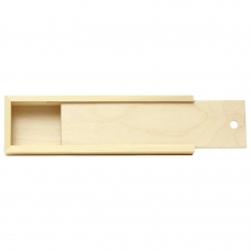 Пенал для кистей Сонет, деревянный, сосна, 35х10х4 см, 2135098