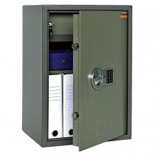 Сейф офисный VALBERG ASM-63T EL, 630х440х355 мм, 38 кг, электронный замок, трейзер
