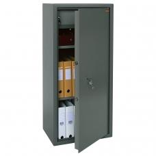 Сейф офисный VALBERG ASM-120Т, 1200х550х390 мм, 93 кг, ключевой замок, крепление к стене, полу