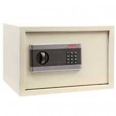 Сейф офисный мебельный облегченной конструкции ONIX LS-20, 200х300х200 мм, 5 кг, электронный замок