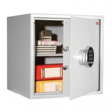 Сейф офисный мебельный облегченной конструкции AIKO Т40EL 400х400х356 мм, 19 кг, электронный замок