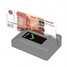 Детектор банкнот CASSIDA Sirius S, полуавтоматический, антитокс детекция, АКБ
