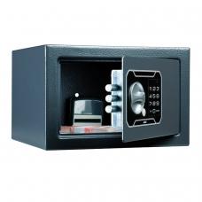 Сейф офисный мебельный облегченной конструкции AIKO T-170 EL, 170х260х230 мм, 5 кг, электронный замок, крепление к стене