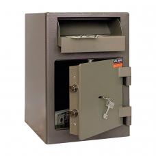 Сейф депозитный VALBERG ASD-19, 489х342х381 мм, 38 кг, ключевой замок, крепление к полу
