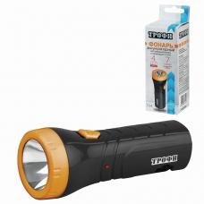 Фонарь светодиодный ТРОФИ TA4, 4 x LED, аккумуляторный, заряд от 220 V
