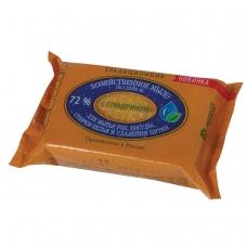 Мыло хозяйственное 72%, 150 г ЭФКО Традиционное, с глицерином, в упаковке, 80398