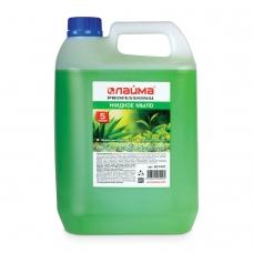 Мыло жидкое 5 л, ЛАЙМА PROFESSIONAL Алоэ и зеленый чай, 601431