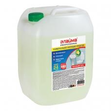 Чистящее средство 5 кг, ЛАЙМА PROFESSIONAL Лимон, дезинфицирующий и отбеливающий эффект, 602302