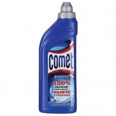Средство для удаления ржавчины и известкового налета 500 мл, COMET Комет, гель дезинфицирующий