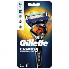 Бритва GILLETTE Жиллет Fusion ProGlide, с 2 сменными кассетами, для мужчин