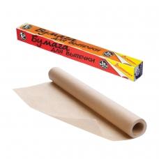 Бумага для выпечки, 38 см х 5 м, экспортная, в коробке, ИНТРОПЛАСТИКА