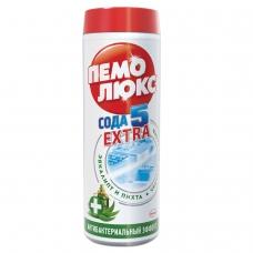 Чистящее средство, 480 г, ПЕМОЛЮКС Сода-5, Антибактериальный, порошок, 1996176