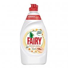 Средство для мытья посуды, 450 мл, FAIRY Фейри Ромашка и витамин Е