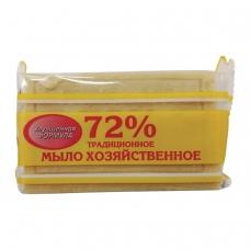 Мыло хозяйственное 72%, 150 г Меридиан Традиционное, в упаковке