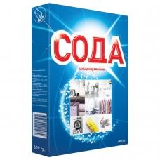 Сода кальцинированная 600 г, BIONIX Бионикс