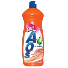 Средство для мытья посуды 900 мл, AOS Бальзам, 1111-3