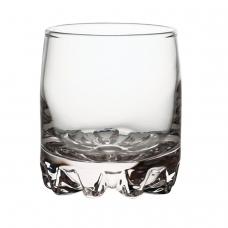 Набор стаканов, 6 шт., объем 200 мл, низкие, стекло, Sylvana, PASABAHCE, 42414