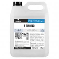 Средство моющее для пароконвектоматов 5 л, PRO-BRITE STRONG, щелочное, 248-5