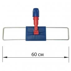 Держатель-рамка 60х9 см, для плоских МОПов, тип К карманы, черенок типа A, ЛАЙМА EXPERT