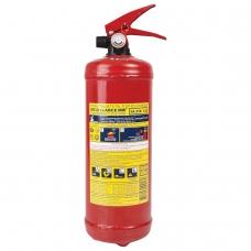 Огнетушитель порошковый ОП-2, АВСЕ твердые, жидкие, газообразные вещества, электро установки, МИГ, 111-02