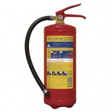 Огнетушитель порошковый ОП-5, АВСЕ твердые, жидкие, газообразные вещества, электро установки, МИГ, 111-08