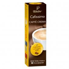 Капсулы для кофемашин TCHIBO Cafissimo Caffe Crema Mild, натуральный кофе, 10 шт. х 7 г, EPCFTCCM0007K