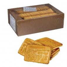 Печенье Ешкина коровка сахарное, топленое молоко, весовое, 4 кг, гофрокороб, РФ16553
