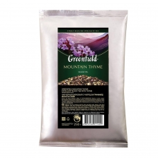 Чай GREENFIELD Гринфилд Mountain Thyme, черный с чабрецом, листовой, 250 г, пакет, 1142-15