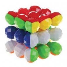 Головоломка Кубик 3D, 6 см, 1TOY, Т57366
